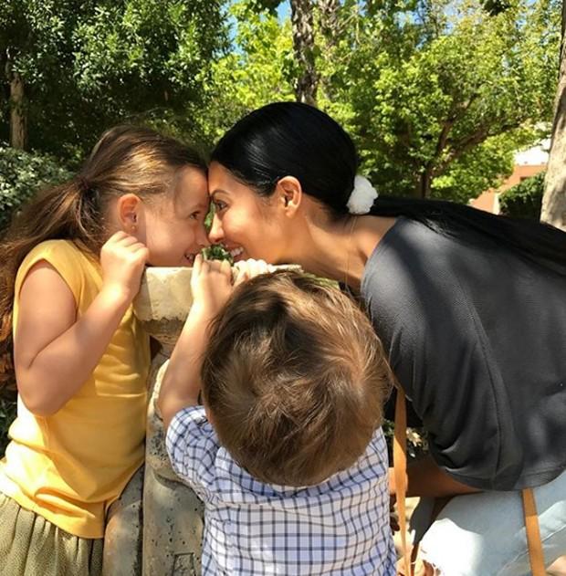 Simaria com os filhos (Foto: Reprodução/Instagram)