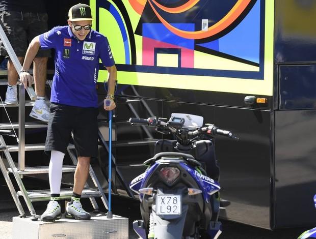 """BLOG: MM Entrevistas - """"Toda a verdade, nada mais que a verdade sobre a lesão de Valentino Rossi"""" - de Manuel Pecino para PecinoGP..."""