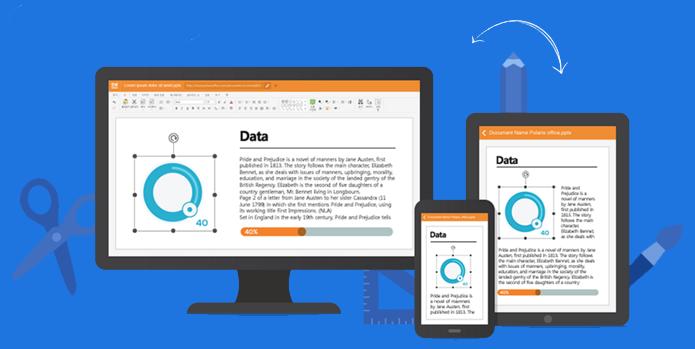 Apps do Polaris Office podem ser usados em um maior número de sistemas operacionais (Foto: Reprodução/Polaris)
