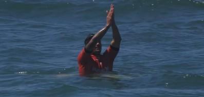 Gabriel Medina reclamação eliminaçao Trestles surfe (Foto: Reprodução/WSL)
