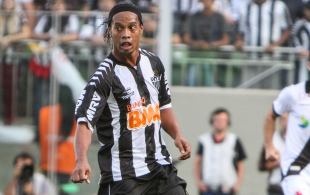 Ronaldinho gaucho, atl&#233;tico-mg e Vasco (Foto: Flickr / Atl&#233;tico-mg)