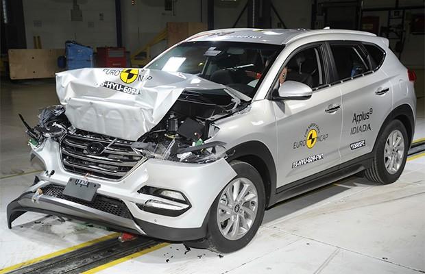 Novo Hyundai Tucson (Foto: Divulgação)