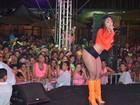 Mulher Melancia comemora show lotado em Salvador