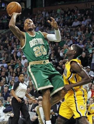 Ray Allen, do Boston Celtics (Foto: AP)
