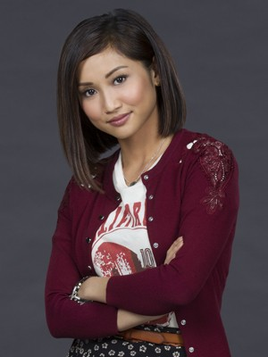 Angie Cheng (Brenda Song) (Foto: Universal Channel)