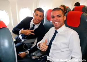 Real Madrid viaja a Turim (Foto: Facebook)