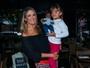 Ticiane Pinheiro vai com Rafa Justus ao aniversário da ex-enteada em SP