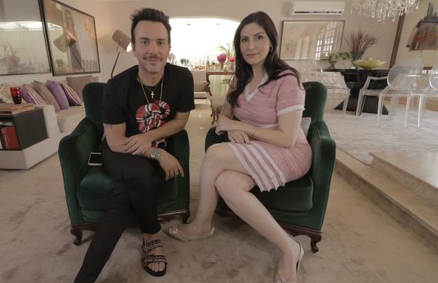 Matheus Mazzafera e Ana Paula Lima (Foto: reprodução)