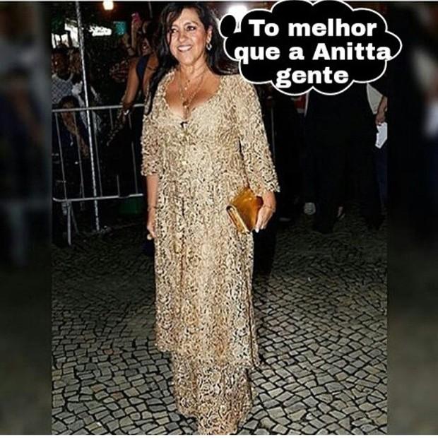 Meme -  Casamento da Preta Gil e Rodrigo Godoy (Foto: Reprodução / Instagram)