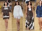 Chloé apresenta coleção na Semana de Moda de Paris