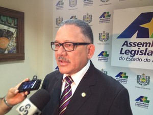 Deputado Edinho Duarte foi afastado junto com Moisés Souza (Foto: Abinoan Santiago/G1)