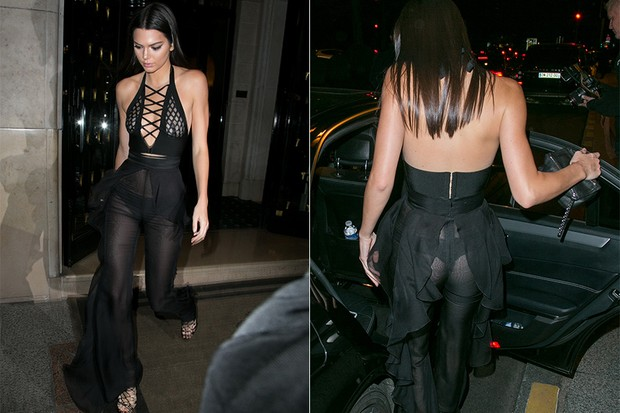 Kendall Jenner (Foto: Agência Getty Images)