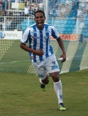 Cleber Santana, Avaí (Foto: Divulgação / Manoel Bento)