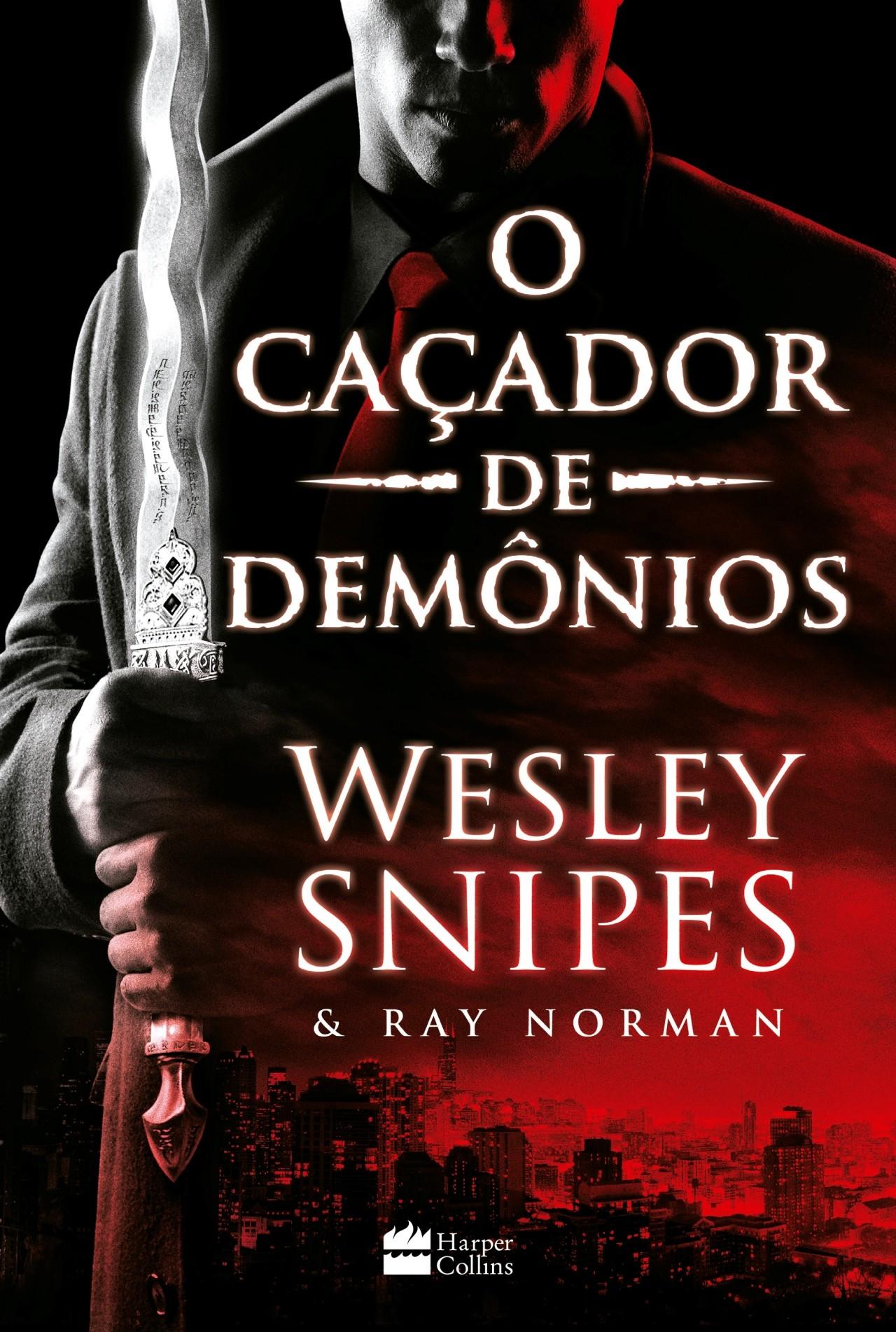 Livro 'O Caçador de Demônios' (Foto: reproduçao)