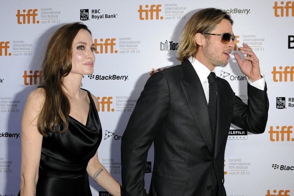 Angelina apoia os sonhos do marido. (Foto: Divulgação)