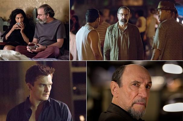 Saul ele consegue encontrar o paradeiro de Brody (Foto: Divulgação/Reprodução)