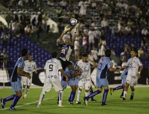 Treze x CSP (Foto: Leonardo Silva / Jornal da Paraíba)