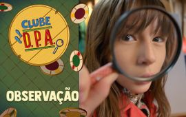 TENHO VISÃO E NÃO É POUCA NÃO! | CLUBE D.P.A.