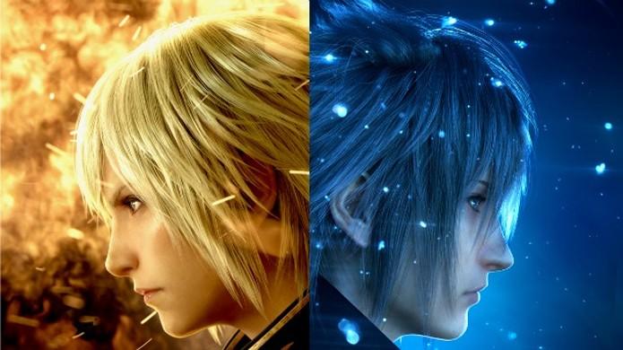 Final Fantasy Type-0 HD dará acesso à beta de Final Fantasy 15 (Foto: Game Informer)