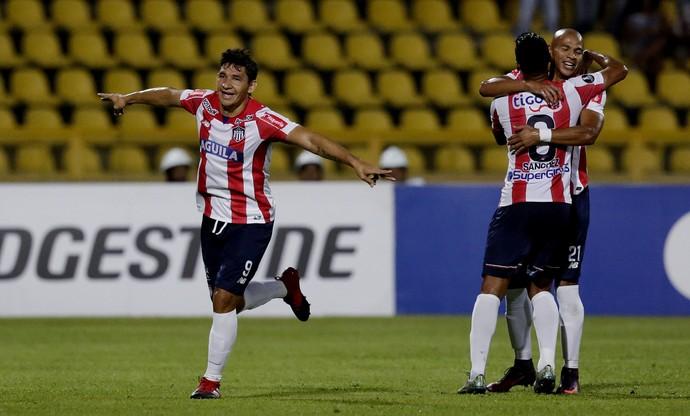 Junior Barranquilla Carabobo Libertadores (Foto: Ricardo Maldonado/EFE)