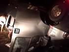 Acidente entre caminhonete e van deixa feridos em Pereira Barreto