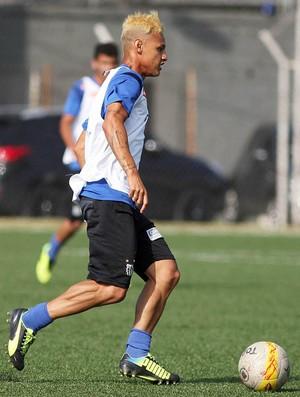Neilton Santos (Foto: Pedro Ernesto Guerra Azevedo / Santos FC)