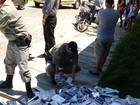 Polícia apreende 4 mil pacotes de cigarro contrabandeados no RS