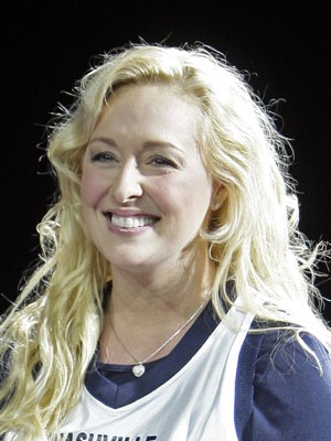 Mindy McCready, em foto de 2008 (Foto: Mindy McCready/Arquivo/AP)