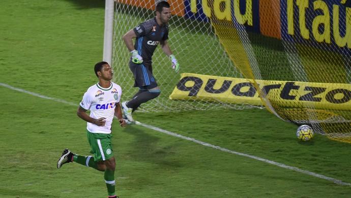Bruno Rangel Chapecoense Flamengo Volta Redonda (Foto: André Durão)