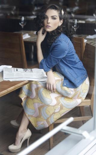 Julia Konrad (Foto: Marcos Serra Lima / EGO)