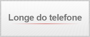 longe do telefone (Foto: G1)