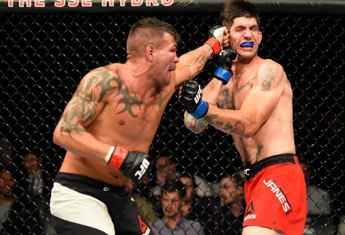 Jack Marshman Ryan Janes UFC Escócia (Foto: Getty Images)