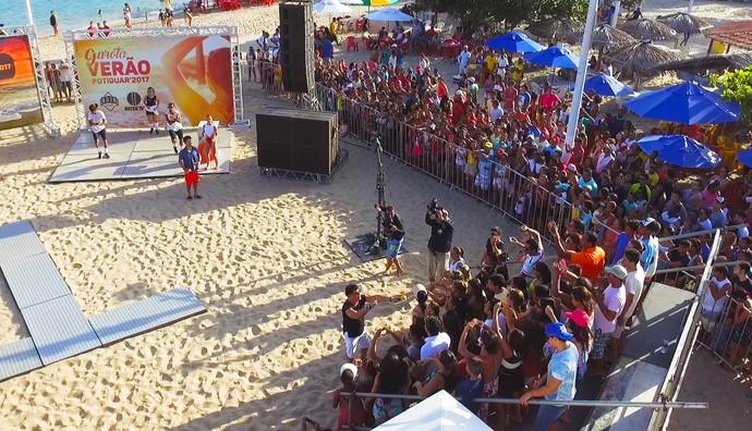 Rota Inter TV deste sábado (28) é com a banda Grafith (Foto: Alexandre Gomes)
