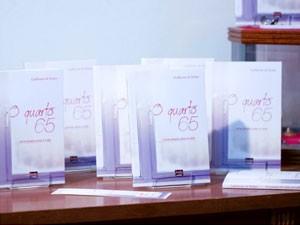Renda do livro escrito por Guilherme será doada  (Foto: Ivone Assis/Divulgação)