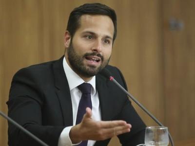 Marcelo Calero, ministro da Cultura (Foto: Fabio Rodrigues Pozzebom/Agência Brasil)