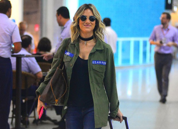 Giovanna Ewbank (Foto: William Oda/Agnews)