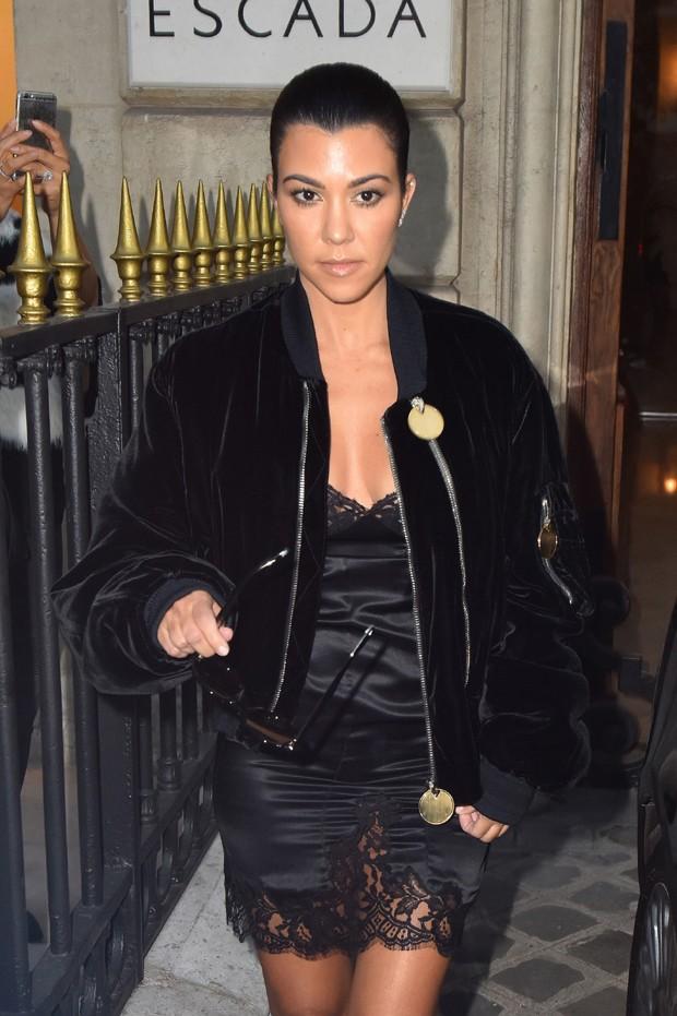 Kourntey Kardashian (Foto: AKM)