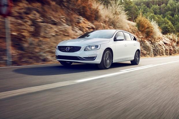 Volvo V60 Edição Especial (Foto: Divulgação)