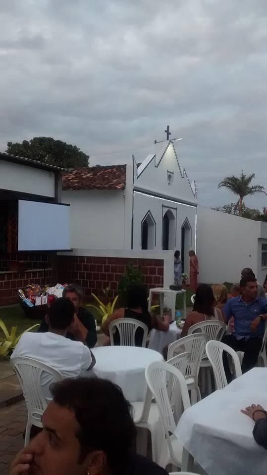 Casamento Marcos Palmeira e Gabriela Gastal (Foto: Reprodução/ Facebook)
