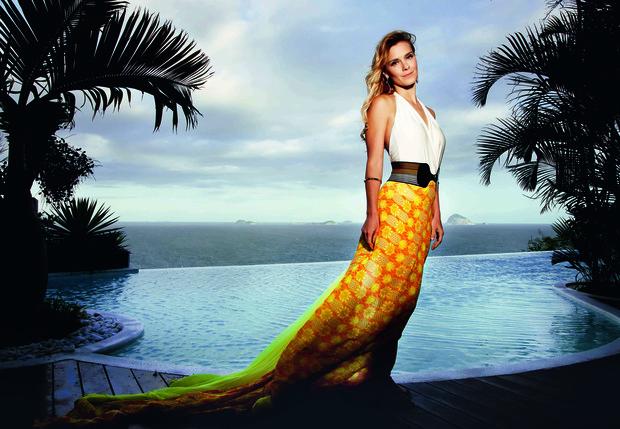 Carolina Dieckmann (Foto: Tabach/Revista Contigo!)
