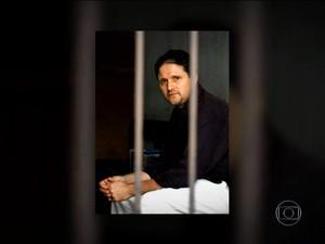 Fantástico mostra os últimos passos de brasileiro executado na Indonésia (Foto: Reprodução TV Globo)