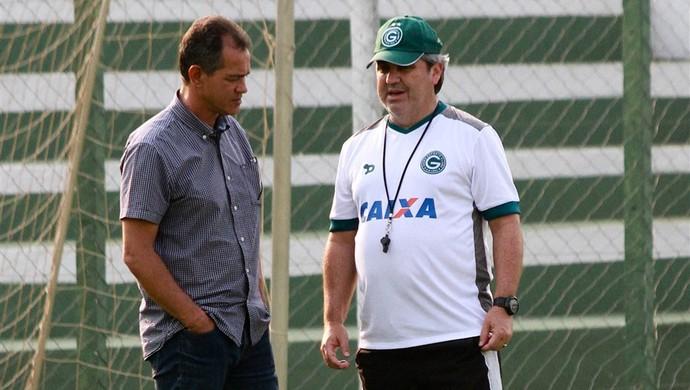 Gilson Kleina, técnico do Goiás (Foto: Rosiron Rodrigues/Goiás E.C.)