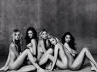 Lais Ribeiro e outras angels da Victoria's Secret posam nuas juntas