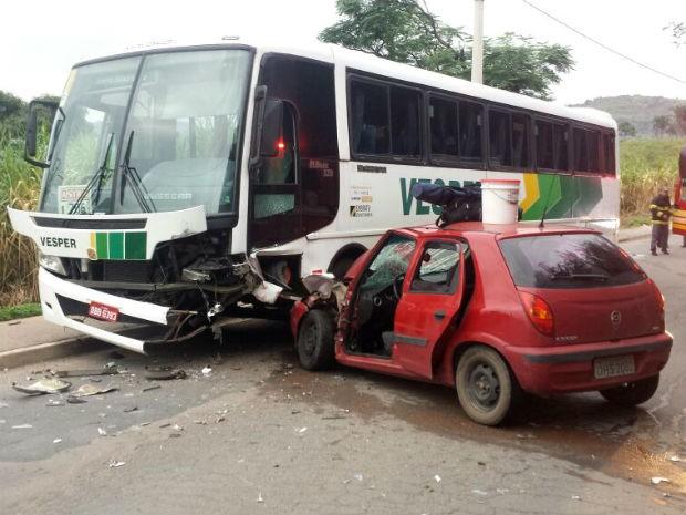 Acidente aconteceu em estrada rural de Itupeva (Foto: Divulgação / Comunicação Social 19° GB)