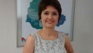 Patrícia Pivetta, apresentadora do Paraná TV 2ª edição (Foto: Arquivo pessoal)