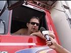 Trecho esburacado da TO-070 preocupa motoristas no Tocantins