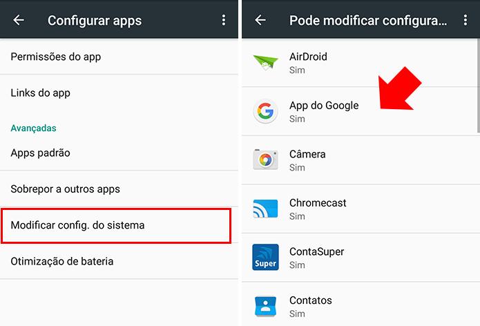 Bloqueie o acesso livre de apps suspeitos (Foto: Reprodução/Paulo Alves)