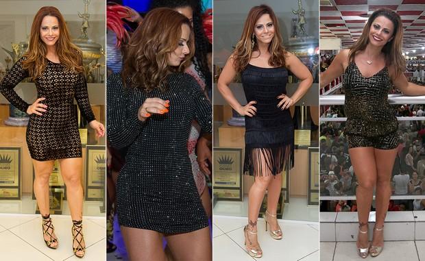 Viviane Araújo (Foto: Alex Nunes / Divulgação | Instagram)