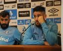 Da barbearia à entrevista, Douglas e M. Oliveira extrapolam amizade; veja