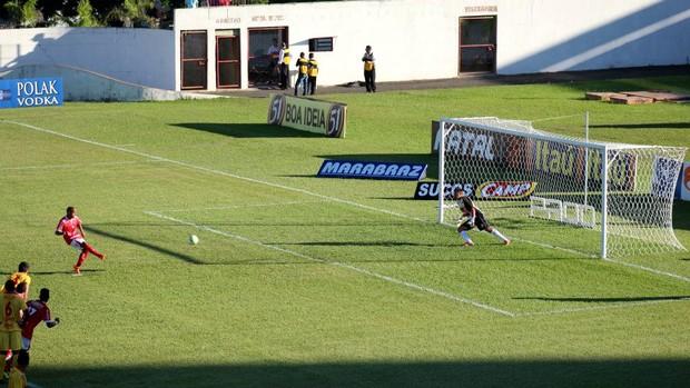 Mogi Mirim x Atlético Sorocaba Romildão Campeonato Paulista (Foto: Geraldo Bretanha / Divulgação Mogi Mirim)